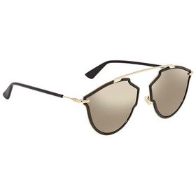 Dior Dior Brown Grey Pilot Ladies Sunglasses DIORS