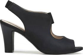 Women's Celestia Medium/Wide Peep Toe Bootie