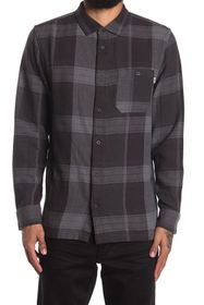 VANS Phantom Cove Plaid Flannel