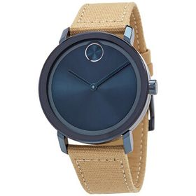 Movado Movado Bold Evolution Quartz Blue Dial Men'