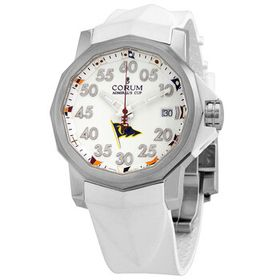 Corum Corum Admiral's Cup Automatic White Dial 40