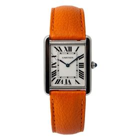 Cartier PRE-OWNEDCartier Pre-owned Cartier Tank So
