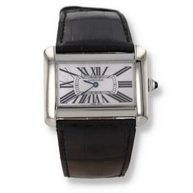 Cartier PRE-OWNEDCartier Pre-owned Cartier Divan Q