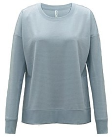 Metallic-Stripe Sweatshirt, Created for Macy's