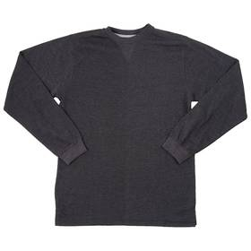 Mens Architect V-Notch Sueded Crew Tee