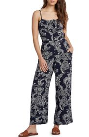 Roxy Feel The Retro Spirit Printed Jumpsuit