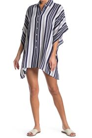 Tommy Bahama Tan Lines Striped Cover-Up