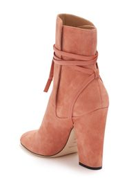 Sergio Rossi Wrap Around Ankle Boot