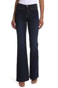 True Religion High Rise Flared Jeans