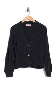 philosophy Knit Button Front Cardigan