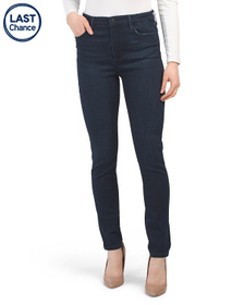 High Rise Skinny In Rome Jeans