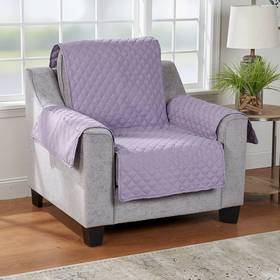 Teflon Furniture Chair Protector - Purple Ash