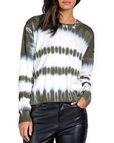 Sanctuary - Sunsetter Cotton Tie Dyed Sweater