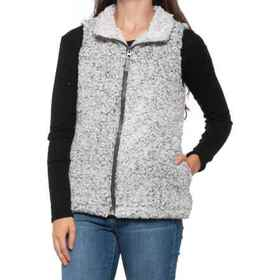 dylan Frosty Tipped Stadium Vest (For Women) in Ch