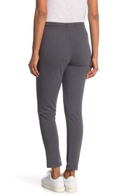 Nicole Miller Embroidery Skinny Joggers