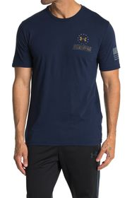 Under Armour Freedom By the Sea Tee