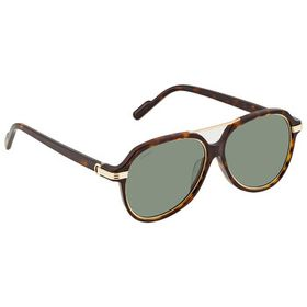 Cartier Cartier Premiere Grey Aviator Men's Asian