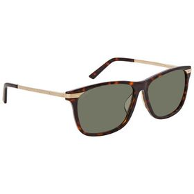 Cartier Cartier Green Square Men's Sunglasses CT01