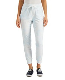 Cloudy Tie-Dye Jogger Pants, Created for Macy's