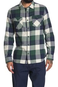 VANS Pine Needle Box Flannel Shirt