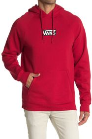 VANS Versa Standard Chili Pepper Hooded Pullover S