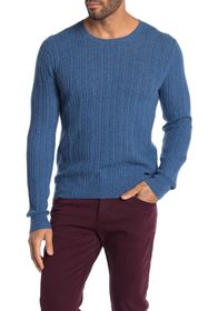 Burberry Newham Cable Knit Cashmere Sweater