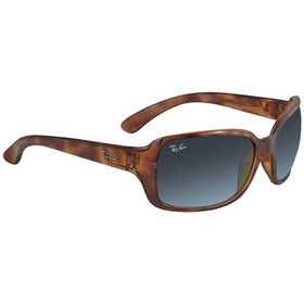 Ray-Ban Ray-Ban Blue Gradient Square Ladies Sungla