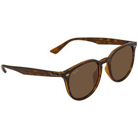 Ray-Ban Ray-Ban Tortoise Square Unisex Sunglasses