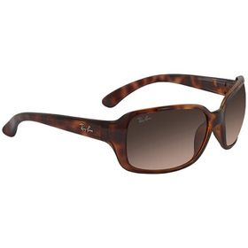 Ray-Ban Ray-Ban Ladies Tortoise Square Sunglasses