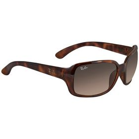 Ray-Ban Ray-Ban Brown Gradient Square Ladies Sungl