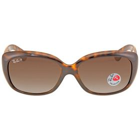 Ray-Ban Ray-Ban Jackie Ohh Brown Gradient Rectangu