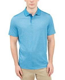 Men's Supima® Blend Cotton Polo, Created for Macy'