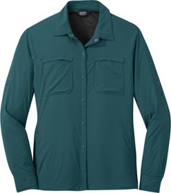 Outdoor Research Optimist Long-Sleeve Shirt - Wome