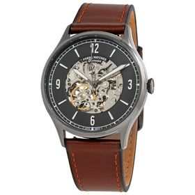 Fossil Fossil Forrester Automatic Grey Skeleton Di