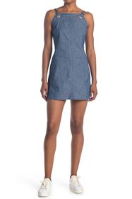 Rag & Bone Suffolk Chambray Mini Dress