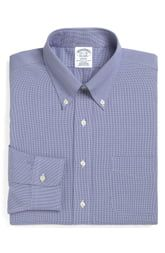 Brooks Brothers HOUNDSTOOTH REGULAR FIT