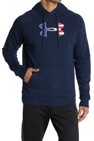 Under Armour Freedom Rival Big Logo Hoodie