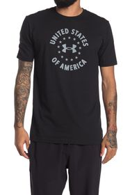 Under Armour Freedom United States of America Tee