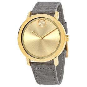 Movado Movado Bold Evolution Quartz Gold Dial Men'