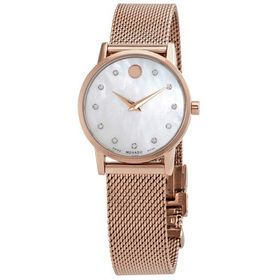 Movado Movado Museum Classic Quartz Diamond Ladies