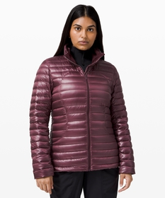 Lulu Lemon Pack It Down Jacket *Shine | Women's Co