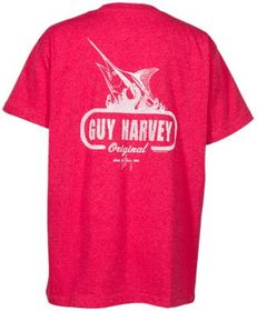 Guy Harvey Cracked Short-Sleeve T-Shirt for Kids
