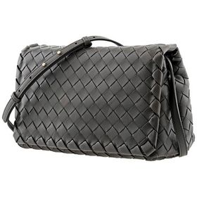 Bottega Veneta Bottega Veneta Grey Shoulder Bag