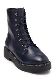 Schutz McKenza Leather Combat Boot