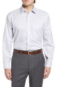 NORDSTROM MEN'S SHOP Smartcare™ Classic Fit Check