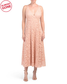 Genoveve Lace Dress