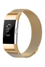 POSH TECH Large Stainless Steel Loop Band for Fitb