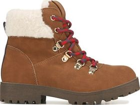 Kids' Jcouver Ladce Up Boot Little/Big Kid