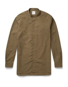 PAUL SMITH - Solid color shirt