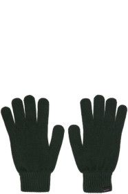 Paul Smith - Green Cashmere Gloves